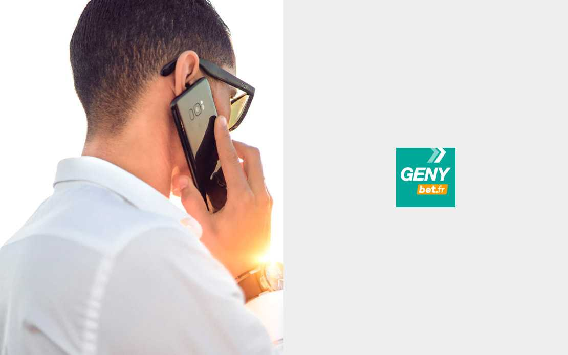 applications mobiles chez Genybet