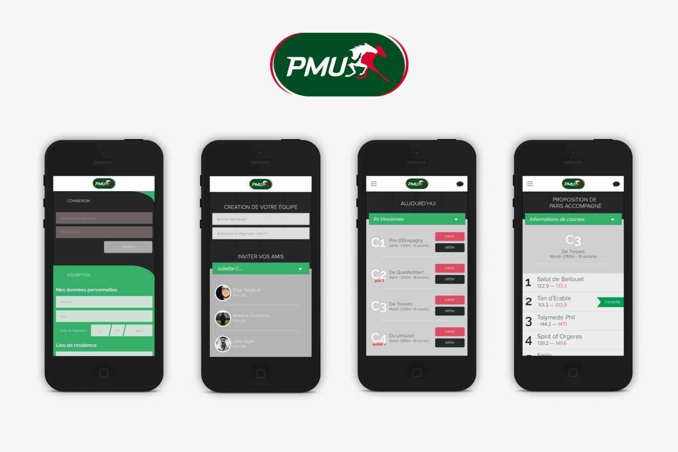 PMU mobile sénégal